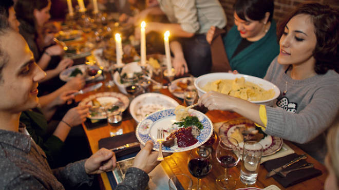 Best Thanksgiving Dinner Nyc  Where to eat Thanksgiving dinner in New York City