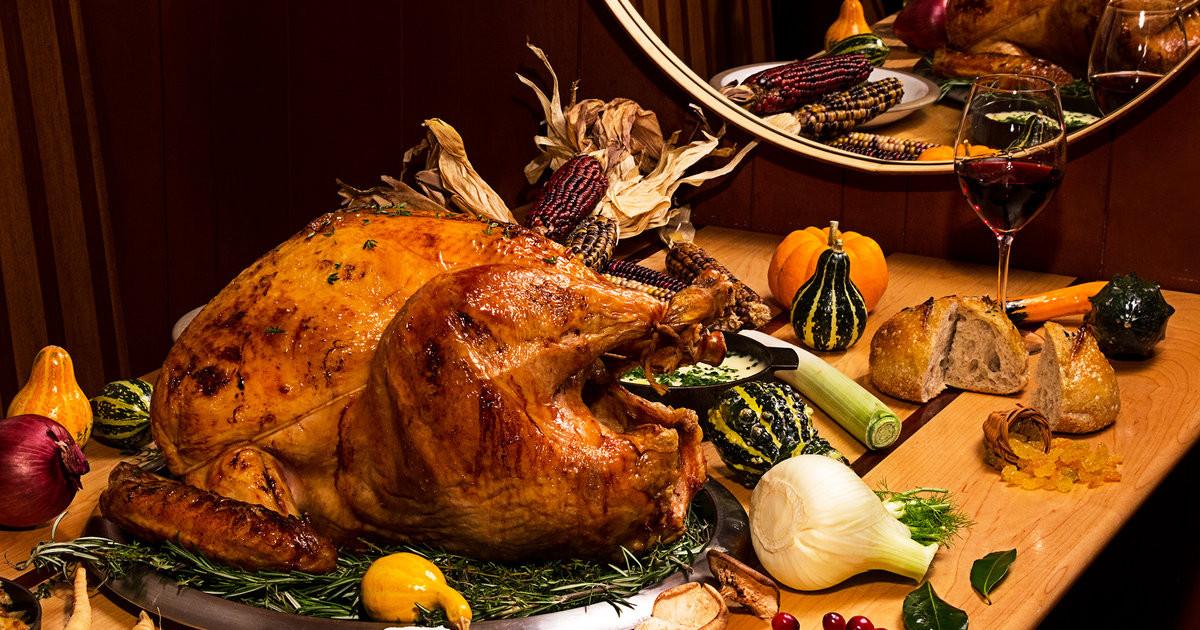 Best Thanksgiving Dinner Nyc  Best Restaurants in NYC Serving Thanksgiving Dinner 2016