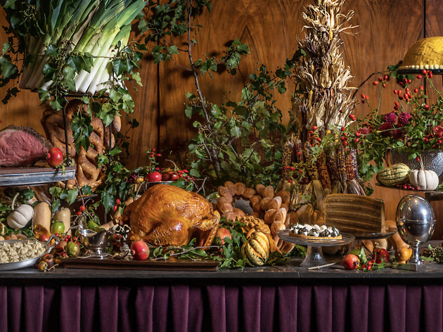 Best Thanksgiving Dinner Nyc  19 Delicious Thanksgiving Dinners at NYC Restaurants This Year