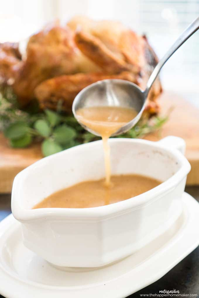 Best Thanksgiving Gravy Recipe  Best Turkey Gravy Recipe For Thanksgiving or Year Round