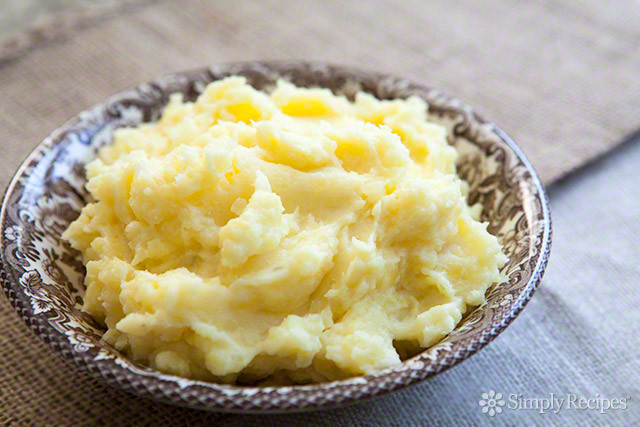 Best Thanksgiving Mashed Potatoes  Perfect Mashed Potatoes Recipe