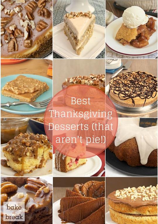 Best Thanksgiving Pies Recipes  Best Thanksgiving Desserts Bake or Break