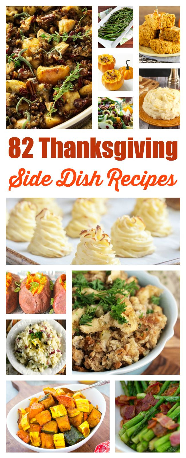Best Thanksgiving Side Dishes Ever  71 best images about Thanksgiving Sides with a Twist on