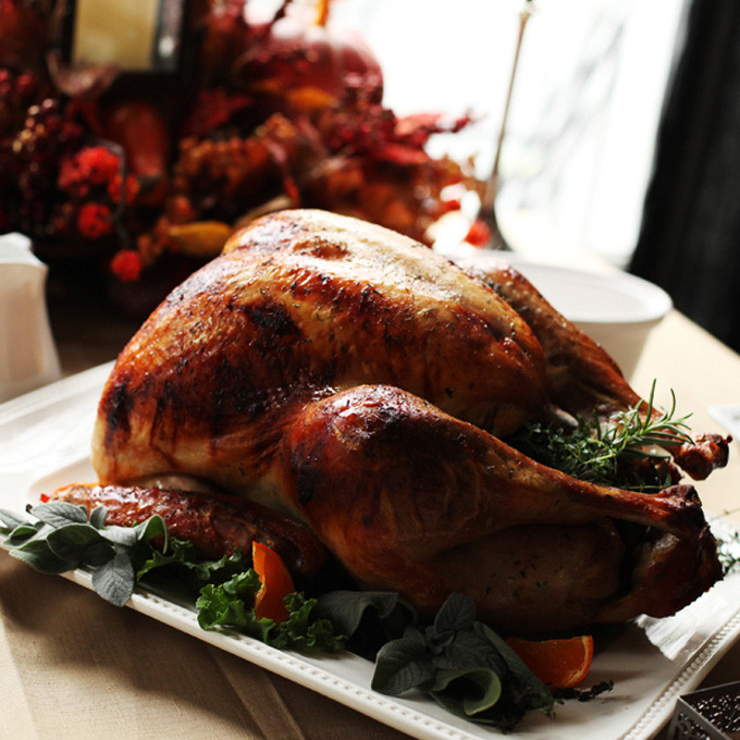 Best Thanksgiving Turkey Brine  How to Roast the Perfect Thanksgiving Turkey