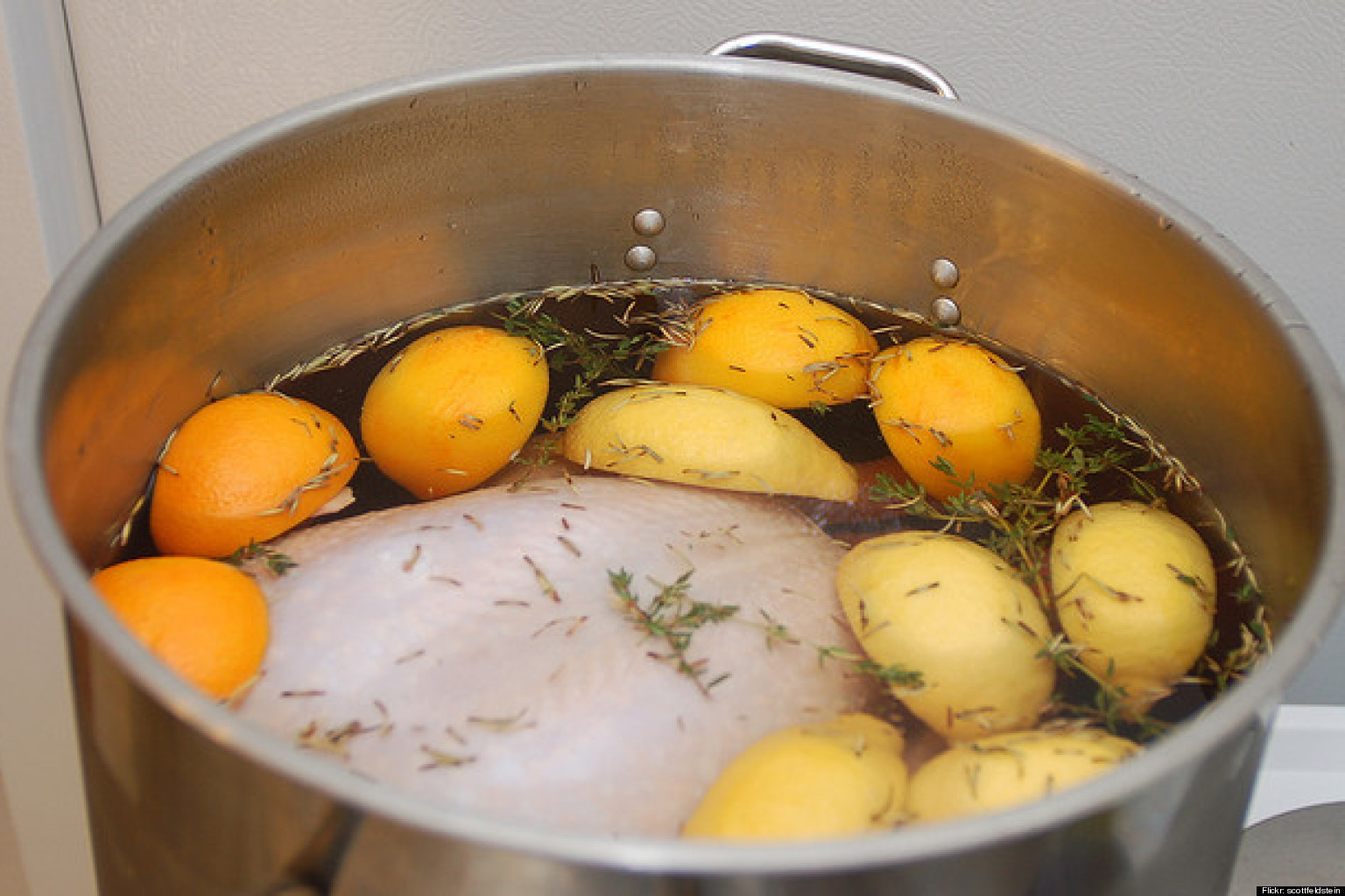Best Thanksgiving Turkey Brine  A Chef Gets Honest About Turkey Tips And Brining