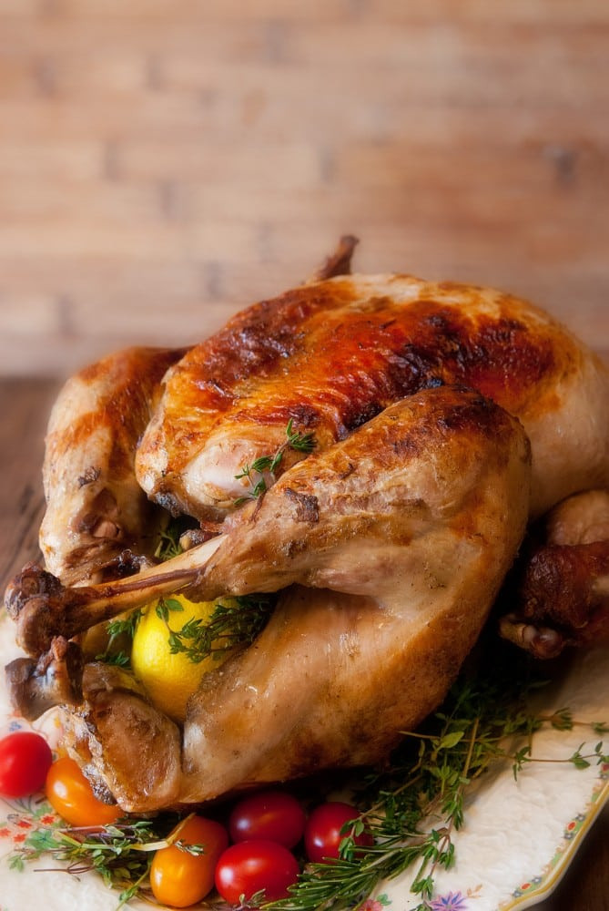 Best Thanksgiving Turkey Brine  Citrus & Herb Turkey Brine Recipe for a Juicy Thanksgiving