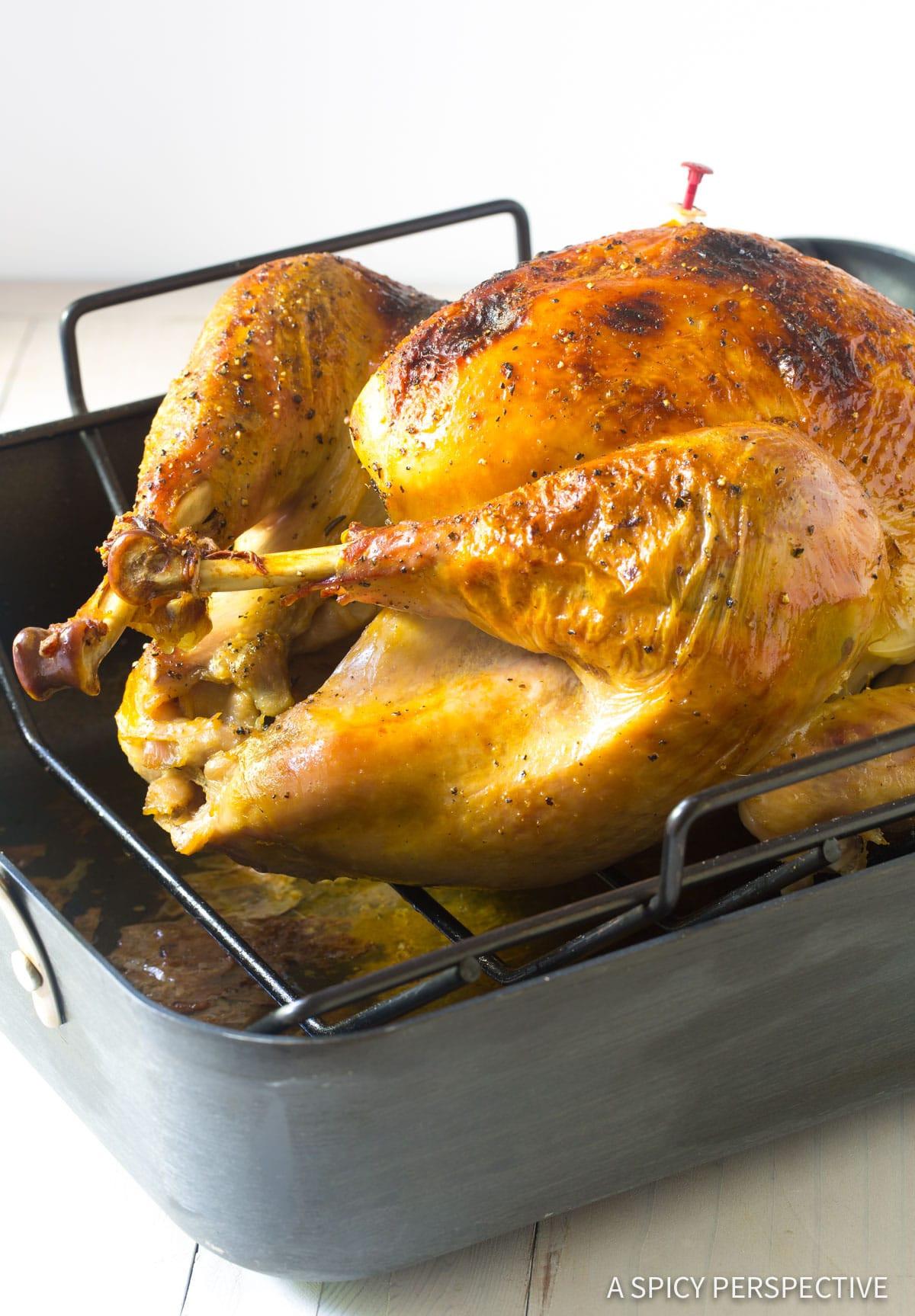 Best Thanksgiving Turkey Ever  Best Turkey Brine Recipe A Spicy Perspective