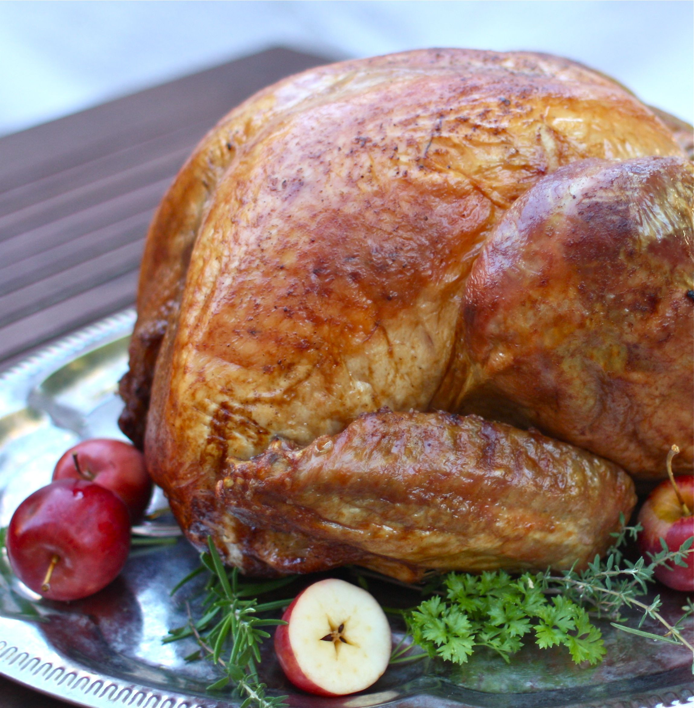 Best Thanksgiving Turkey Ever  The Best Way to Roast a Turkey the simple way