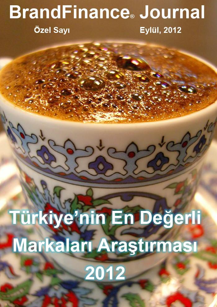 Best Turkey Brand To Buy For Thanksgiving  Brand Finance BrandFinance Turkey Top 100 2012