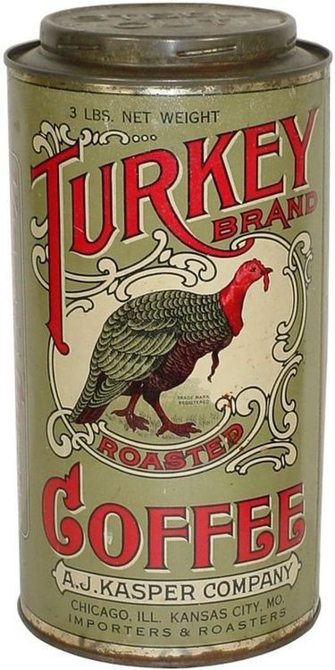 Best Turkey Brand To Buy For Thanksgiving  254 best OLD Coffee Brands images on Pinterest