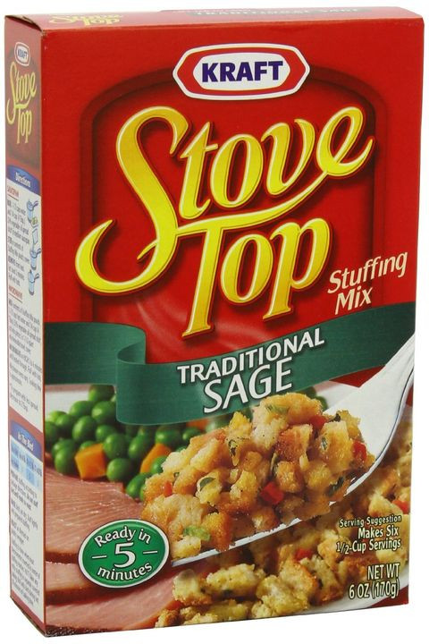 Best Turkey Brand To Buy For Thanksgiving  Best Boxed Stuffing Mix Easy Store Bought Stuffings