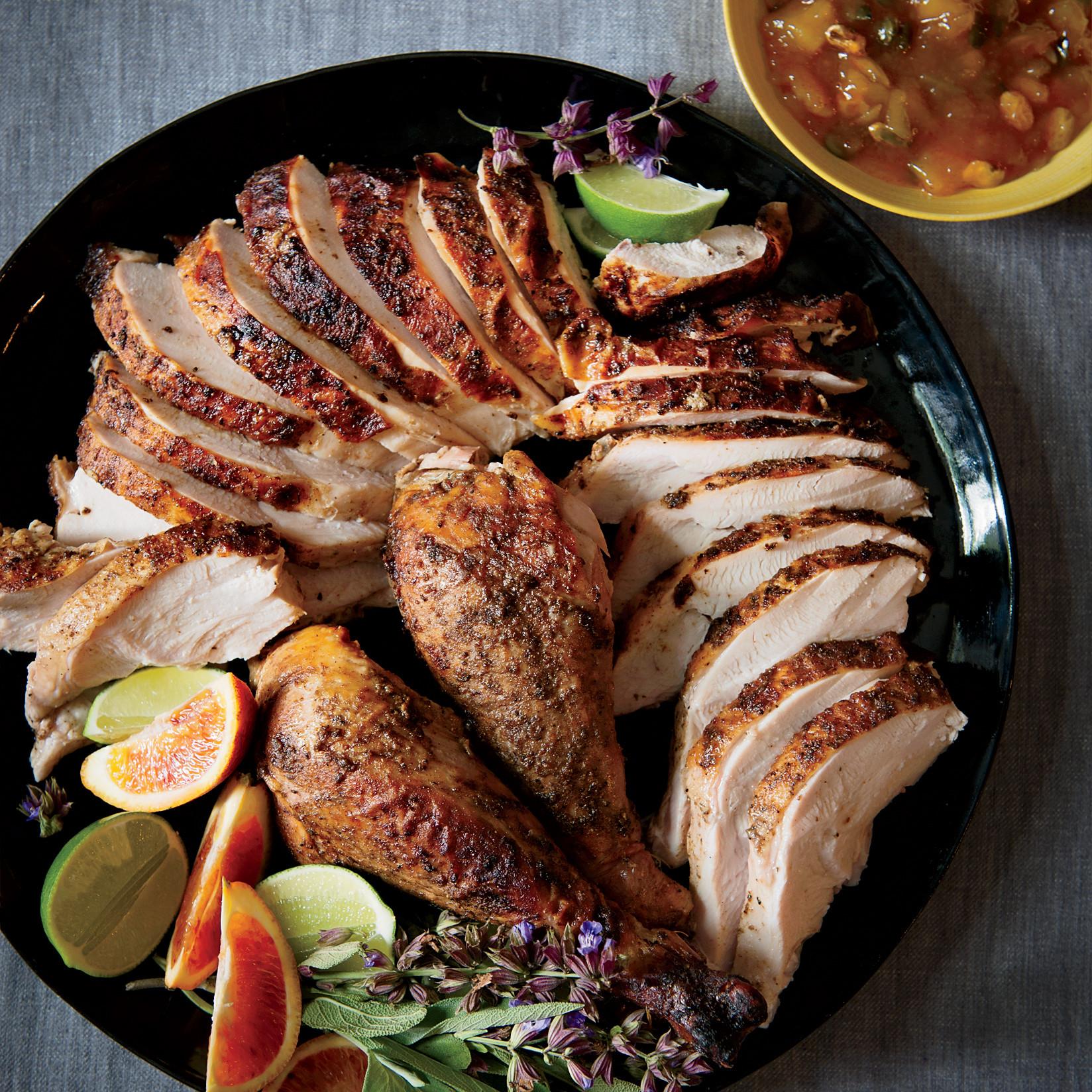 Best Turkey Recipes For Thanksgiving  Moroccan Spiced Turkey Recipe Marcus Samuelsson