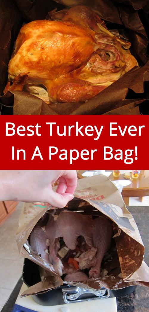 Best Turkey Recipes For Thanksgiving  Best Thanksgiving Roast Turkey Recipe In A Brown Paper Bag