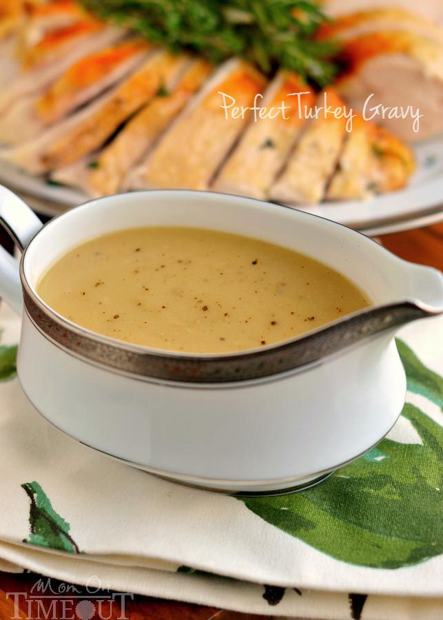 Best Turkey Recipes For Thanksgiving  The Best Turkey Gravy Recipe Mom Timeout