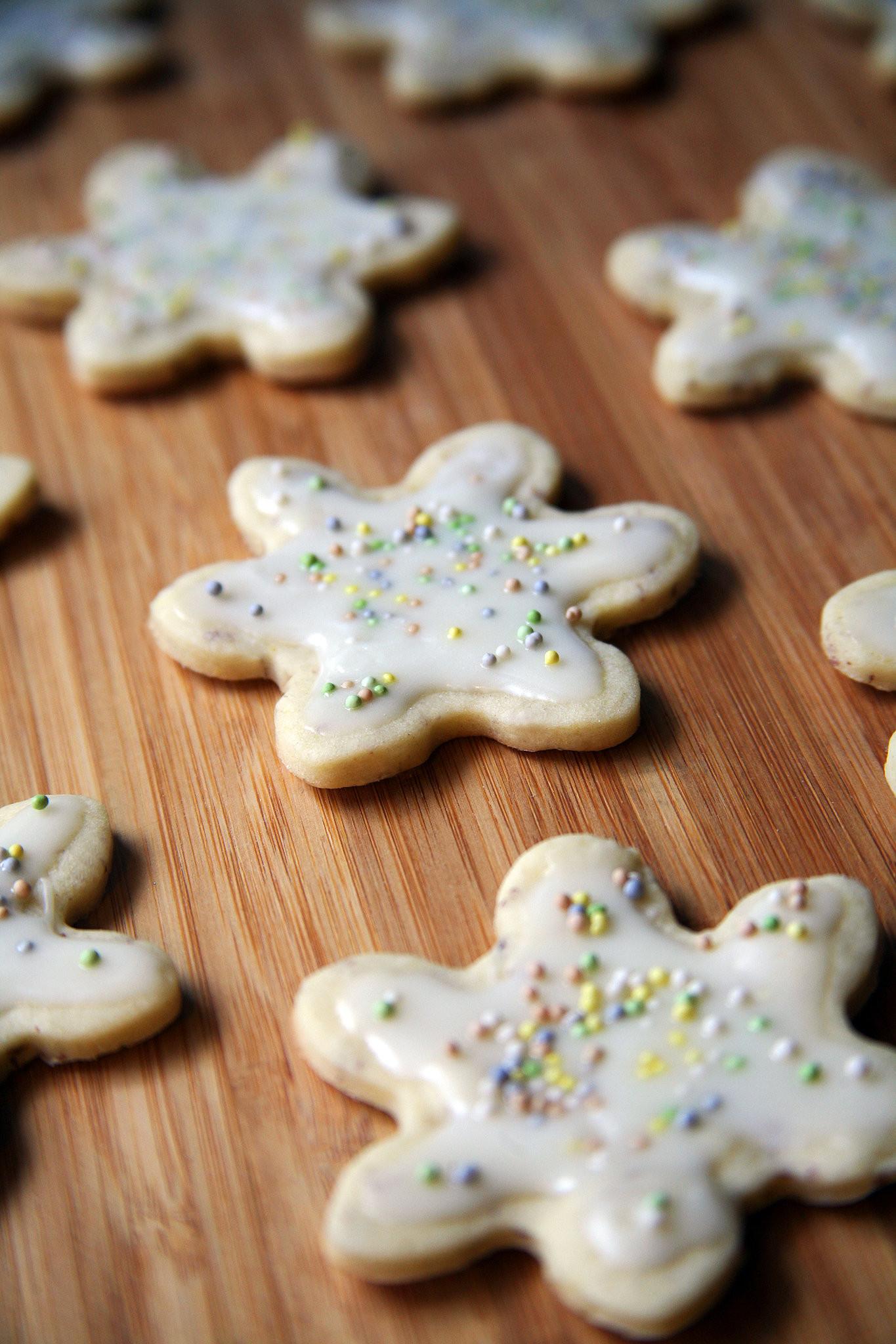 Best Vegan Christmas Cookies  Vegan Christmas Cookies