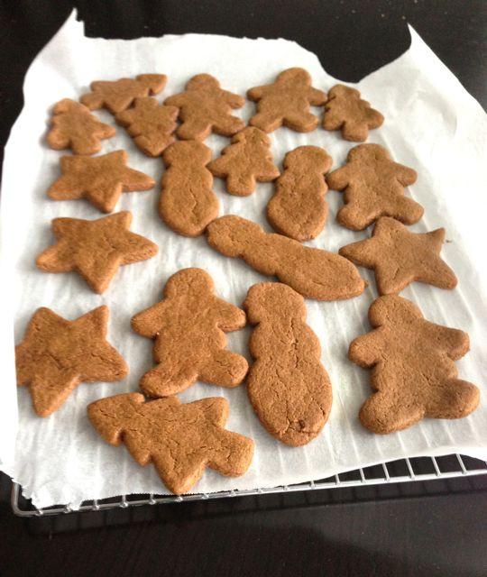 Best Vegan Christmas Cookies  Natural Gingerbread Folks and Vegan Christmas Cookies oil