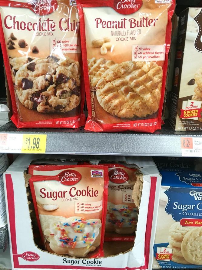 Betty Crocker Christmas Sugar Cookies  Orange cranberry cookies recipe