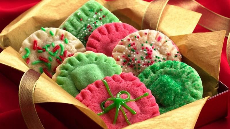 Betty Crocker Christmas Sugar Cookies  Christmas Surprise Sugar Cookies recipe from Betty Crocker
