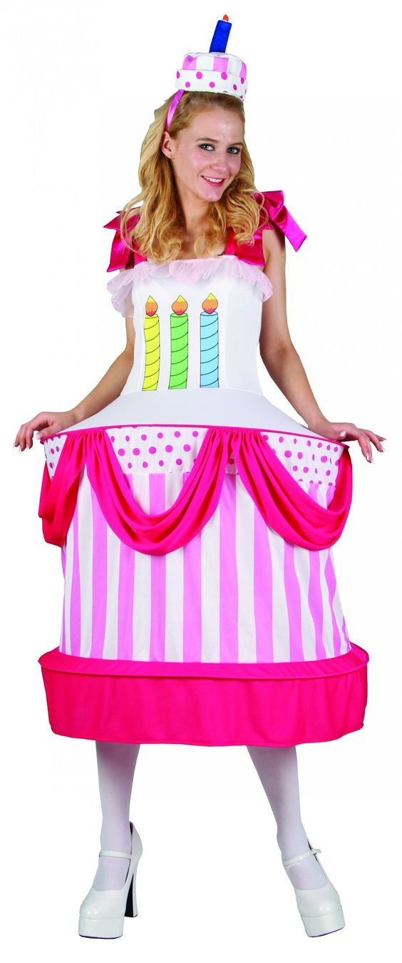 Birthday Cake Halloween Costume  birthday cake costumes