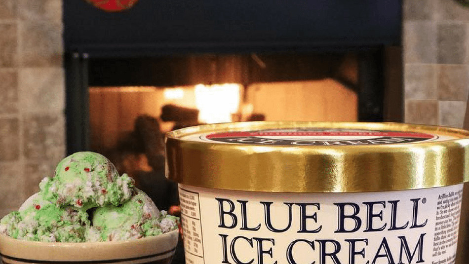 Blue Bell Ice Cream Christmas Cookies  Blue Bell Reveals the Best Holiday Ice Cream Release Yet