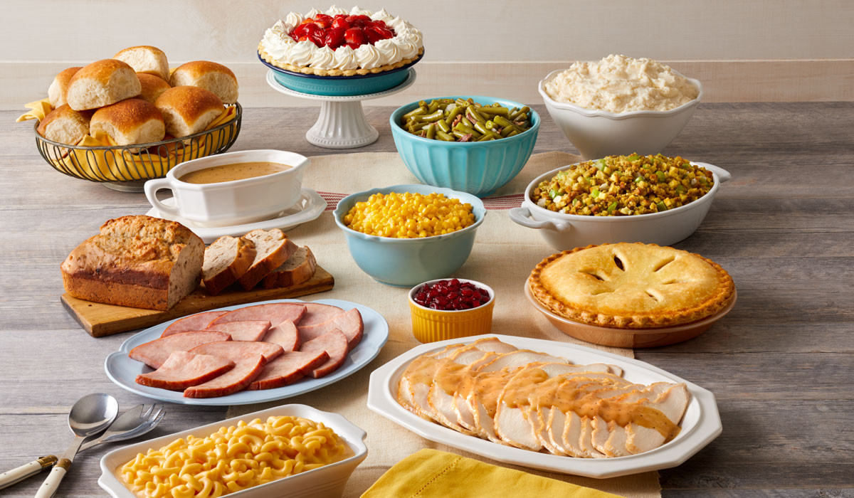 Bob Evans Thanksgiving Dinner  Bob Evans fering Fully Prepared Farmhouse Feast for