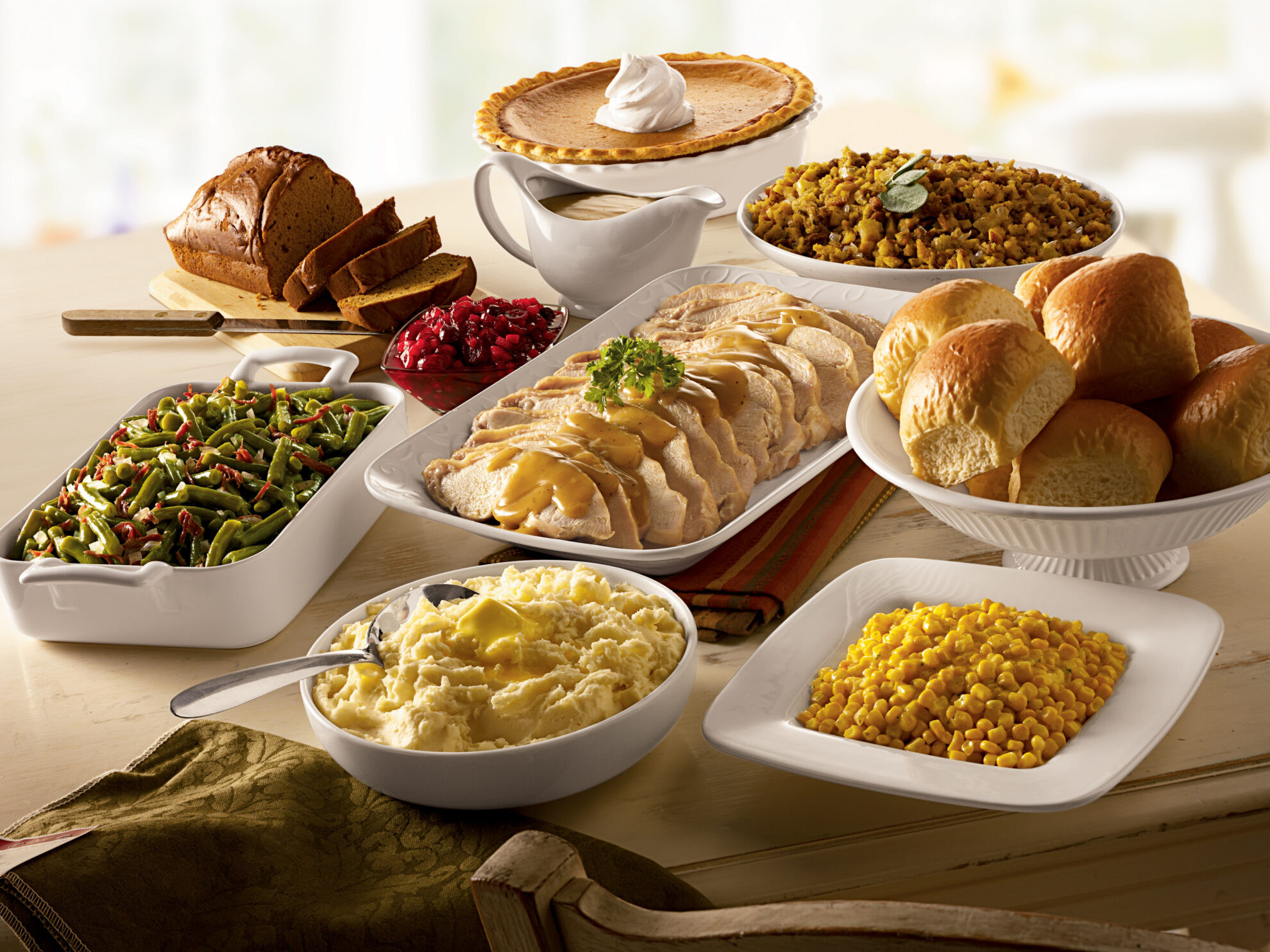 Bob Evans Thanksgiving Dinner  Bob Evans Farmhouse Feast – Giveaway
