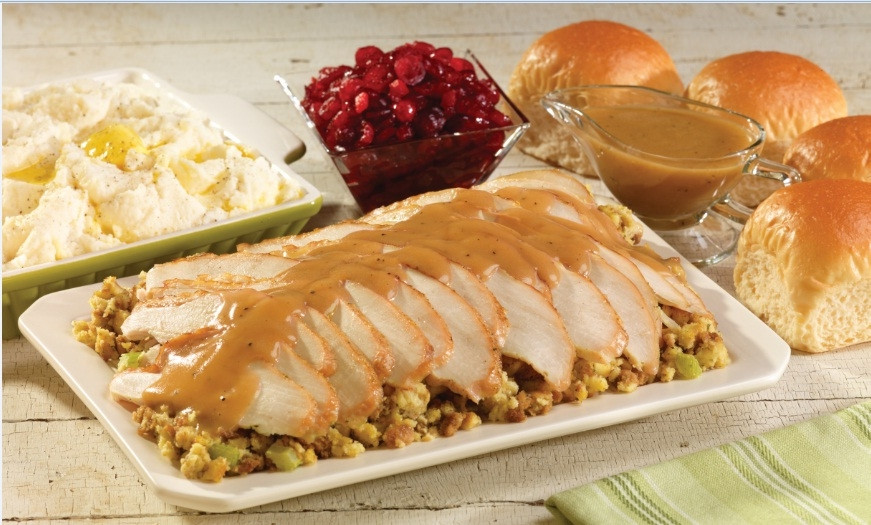 Bob Evans Thanksgiving Dinner  Bob Evans Family Meals to Go Review You Can Thank Me