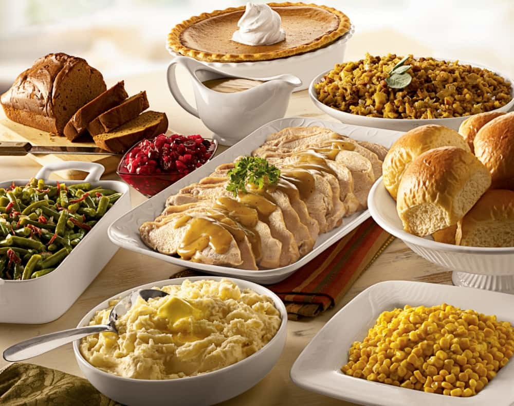 Bob Evans Thanksgiving Dinner  Bob Evans Order line Menu & Reviews 6100 Som