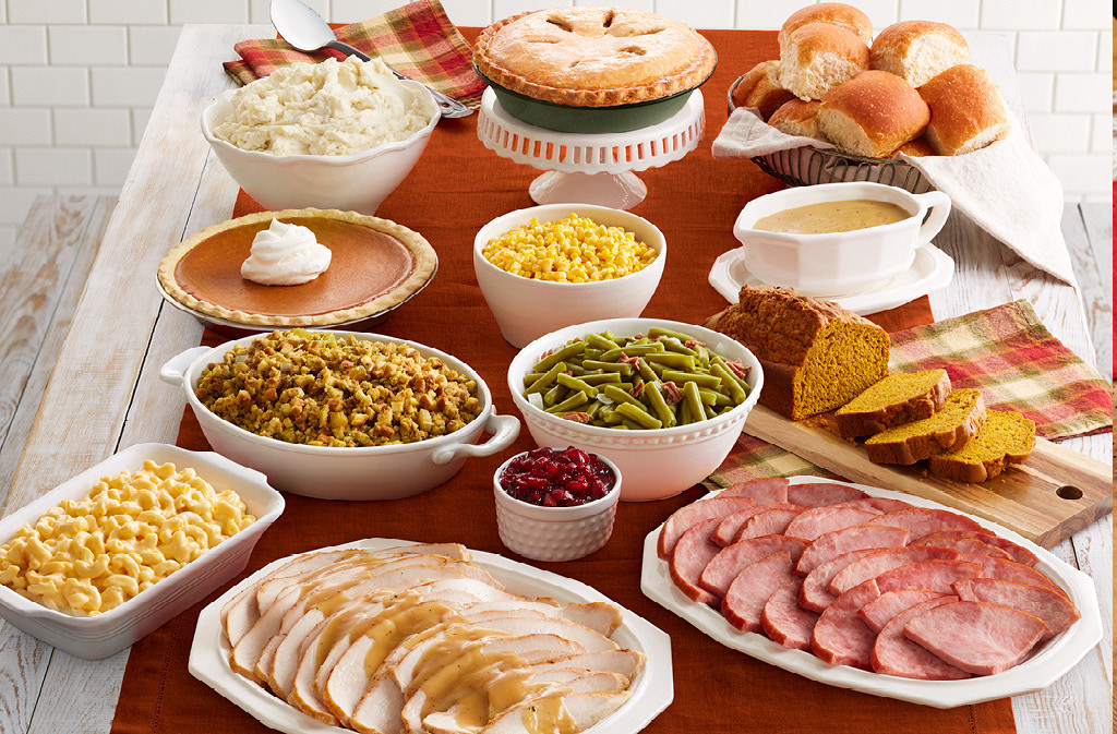 Bob Evans Thanksgiving Dinners  Bob Evans