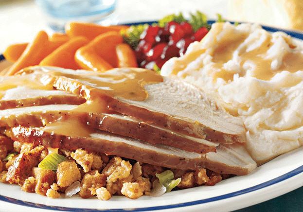Bob Evans Thanksgiving Dinners  Buy e Dinner Entree And 2 Drinks Get e Dinner Entree