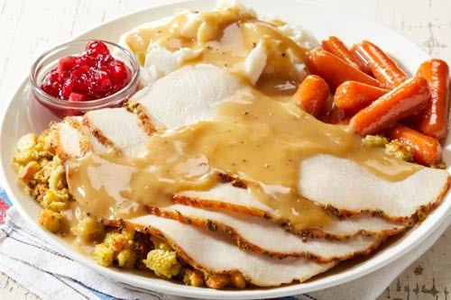 Bob Evans Thanksgiving Dinners  Bob Evans Menu