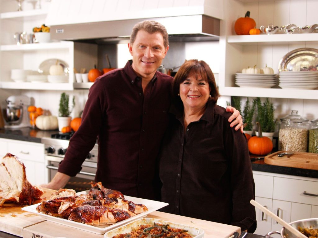 Bobby Flay Thanksgiving Turkey Recipe  NYC Has Thanksgiving Cred With Lots of Celebrity Chefs
