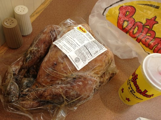 Bojangles Thanksgiving Turkey  Bojangles' Southern Oxon Hill MD Reviews s