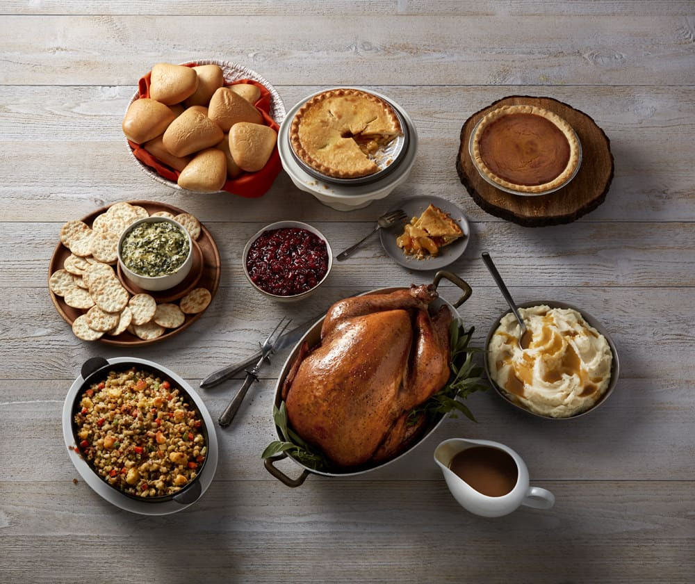 Bojangles Thanksgiving Turkey  These Restaurant Chains Are Taking Orders For Whole
