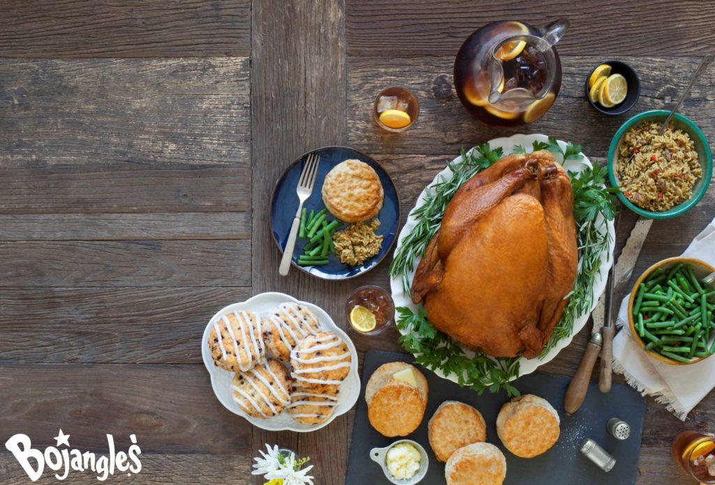 Bojangles Thanksgiving Turkey  This Year Give Thanks and Celebrate with a Bojangles