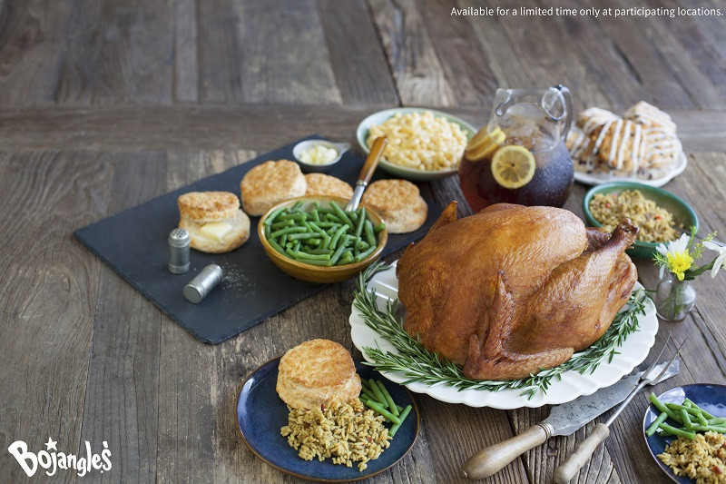 Bojangles Thanksgiving Turkey  This Thanksgiving Delight Your Guests with a Bojangles