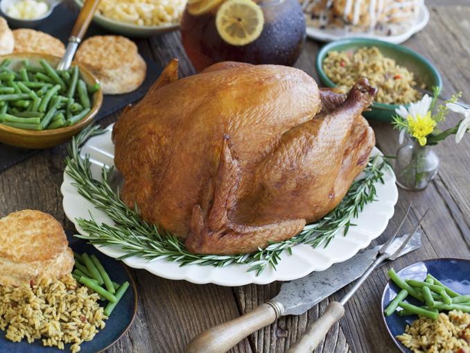 Bojangles Turkey For Thanksgiving 2019  Bojangles Cooks Up Seasoned Fried Turkey For 2017 Holiday