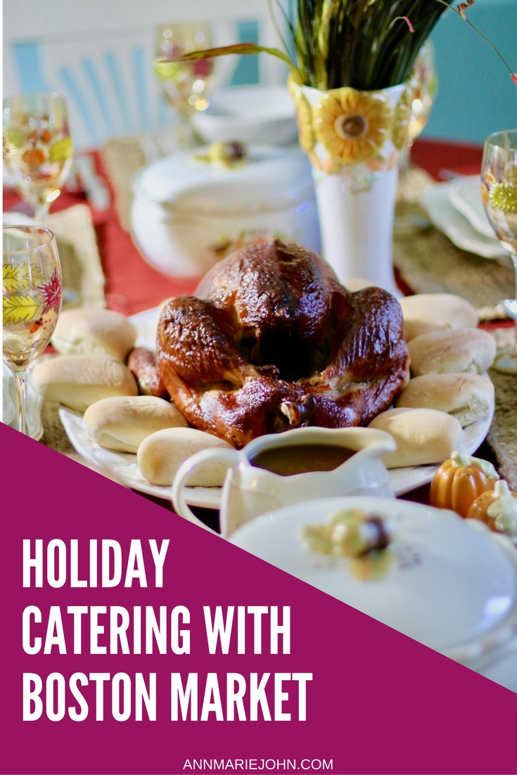 Boston Market Christmas Dinners  Holiday Catering Made Simple With Boston Market