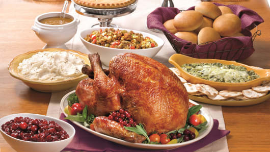 Boston Market Christmas Dinners  Thanksgiving is the Super Bowl for Boston Market