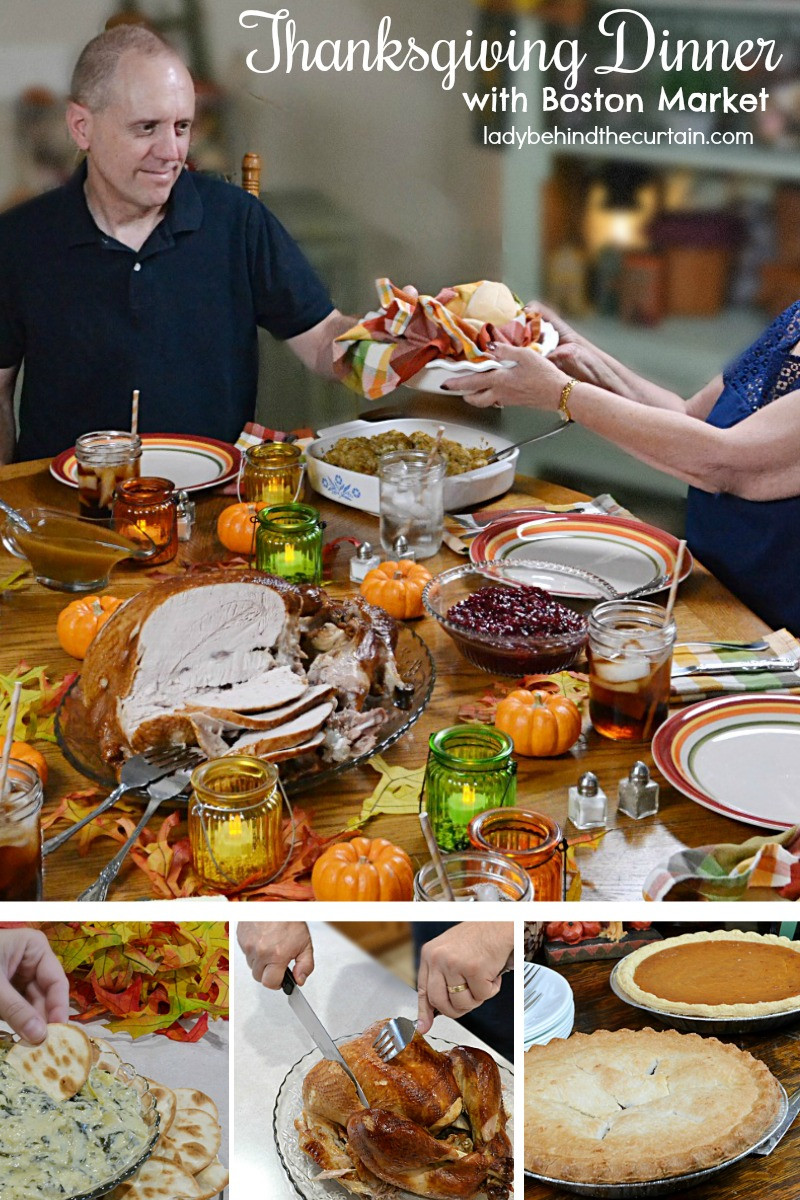 Boston Market Thanksgiving Turkey Dinner  Thanksgiving Day or Fall Recipes Archives Lady Behind