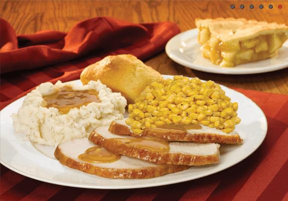 Boston Market Turkey Dinner Thanksgiving  Thanksgiving Meal Under 40 Minutes and under $40 • What