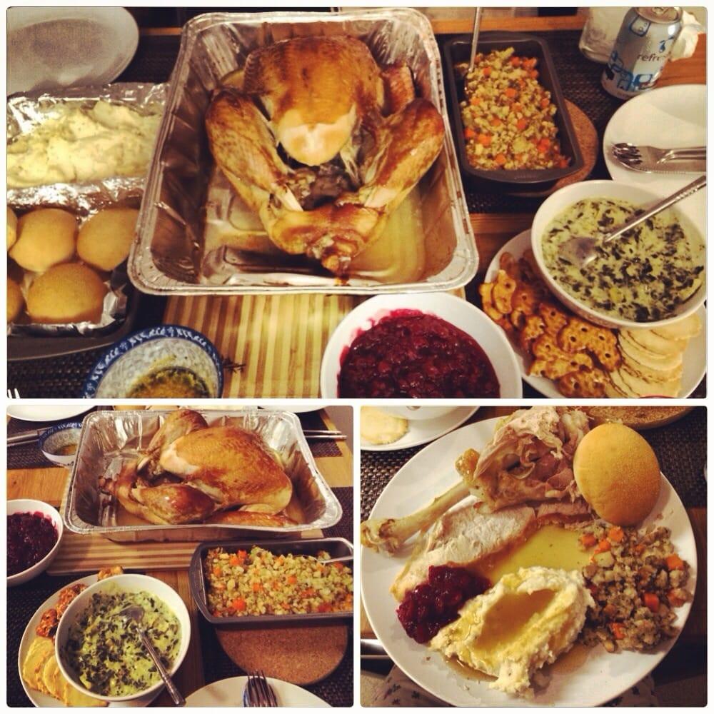Boston Market Turkey Dinner Thanksgiving  Boston Market American Traditional Skokie IL