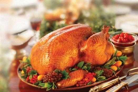 """Boston Market Turkey Dinner Thanksgiving  Wasteful Bob realizes """"'Tis the season to turn off our"""