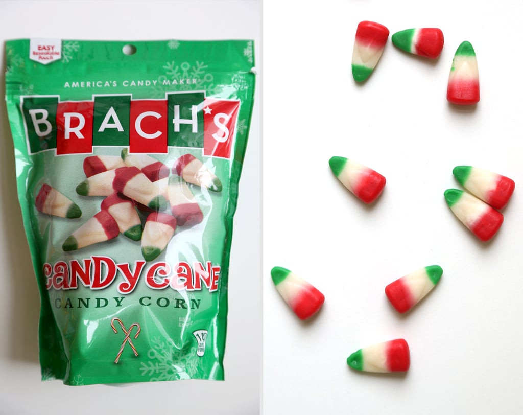 Brach'S Christmas Candy Corn  Christmas Peppermint Flavored Chocolate and Candy
