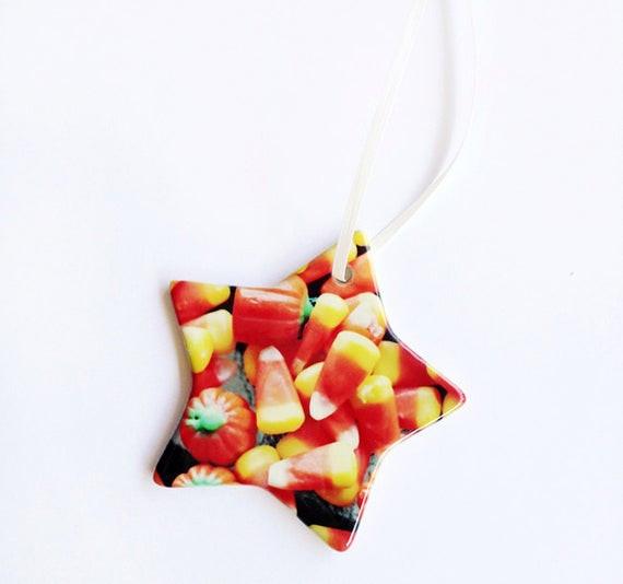 Brach'S Christmas Candy Corn  Items similar to Candy Corn Christmas Ornament Hallloween