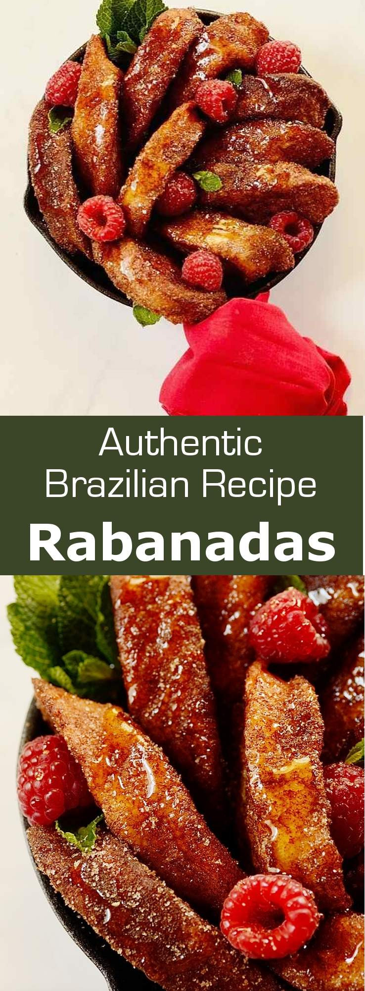 Brazilian Christmas Desserts  Rabanada Traditional Brazilian Recipe