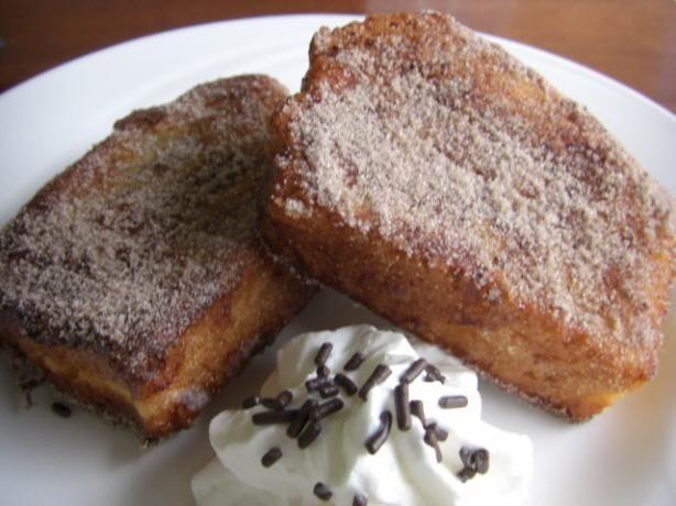 Brazilian Christmas Desserts  Rabanada Brazilian Style French Toast Recipe