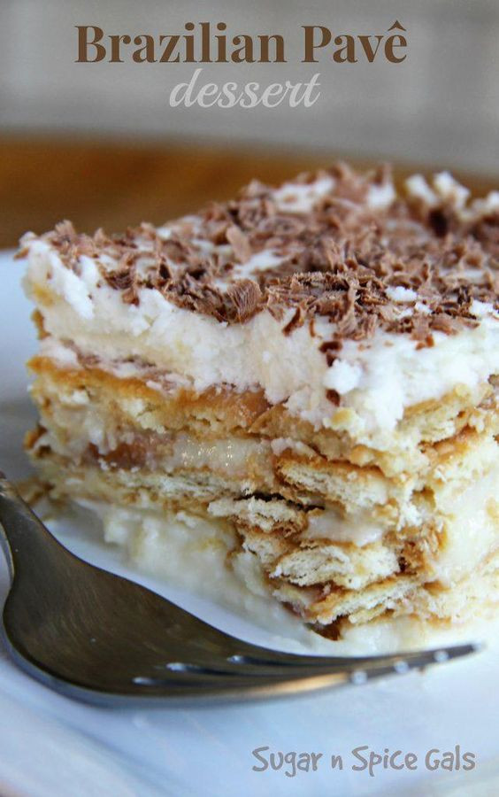 Brazilian Christmas Desserts  Dishes Desserts and I tried on Pinterest