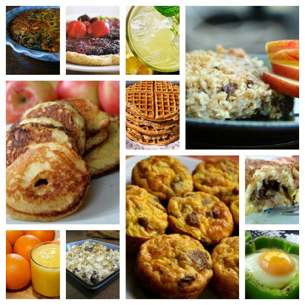 Breakfast On Thanksgiving Day  11 Thanksgiving Breakfast Ideas Food Renegade