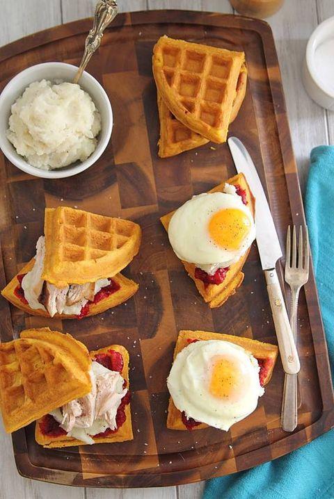 Breakfast On Thanksgiving Day  30 Thanksgiving Brunch Ideas Recipes for Thanksgiving